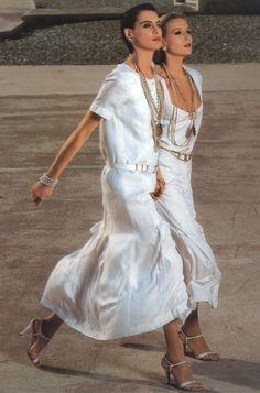 styleregistry: Chanel   Spring 1984