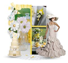 """""""A Daisy Bride"""" by chileez ❤ liked on Polyvore featuring Lulu Frost"""