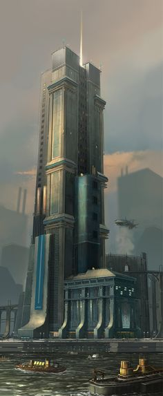 Arbiter Tower at Amberth, Christian Piccolo