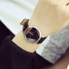 $4.95 (Buy here: https://alitems.com/g/1e8d114494ebda23ff8b16525dc3e8/?i=5&ulp=https%3A%2F%2Fwww.aliexpress.com%2Fitem%2F2016-Women-Dress-Hollow-Watches-Vintage-Leather-Fashion-Quartz-Retro-Antique-Wristwatches-Female-Clock-Montre-Femme%2F32758826070.html ) 2016 Women Dress Hollow Watches Vintage Leather Fashion Quartz Retro Antique Wristwatches Female Clock Montre Femme Reloj Mujer for just $4.95