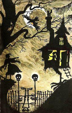 Spooky...
