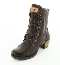 Pikolinos Women's Le Mans Harness Boot -- Additional details at the pin image, click it  : Ankle Boots