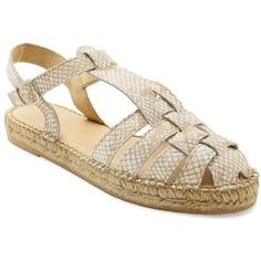 5df145b44743d Office Drummer Two Part Lace Up Espadrille