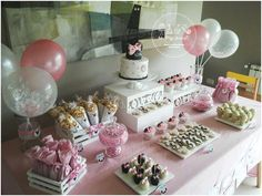 Minnie Mouse Birthday Party Ideas | Photo 4 of 20 | Catch My Party