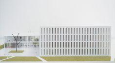 SLAS architekci - Biblioteka i Urząd Miejski