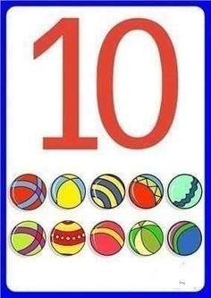Number flashcards for kids - Number Flashcards, Flashcards For Kids, Kindergarten Math Worksheets, Worksheets For Kids, Numbers Preschool, Math Numbers, Preschool Crafts, Learning English For Kids, Kids Learning