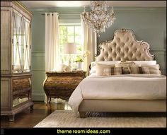 Sanctuary Tufted Headboard By Hooker For My Master Bedroom.