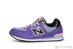 New Balance KL574LRG (Violet)