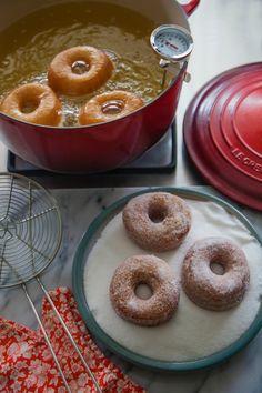 Zoete zaterdag: donuts