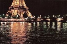 Paris at night. <3