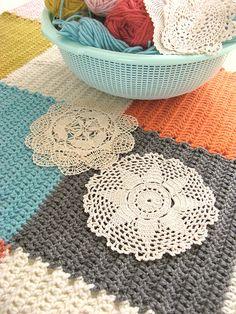 Dottie Angel:Knitting and Crochet site...Good info on crocheting