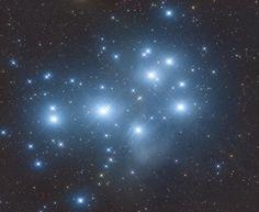 Hundreds of Galaxies in the Pleiades [5283x4329][OS] http://ift.tt/2eCmzqh