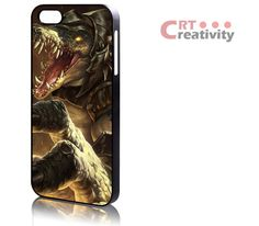 Renekton League of Legends 642CRT iPhone 4/4s, iPhone 5/5s case, Plastic or Rubber, Samsung Galaxy S3
