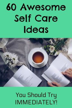 These 60 self care ideas for 2020 will help you start the year off right, and. Fun Activities To Do, Self Care Activities, Learning To Love Yourself, Take Care Of Yourself, What Is Your Goal, Habits Of Successful People, Mindset Quotes, Ways To Relax, Good Habits
