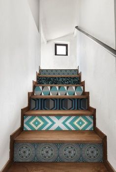 Tangga Keramik Tegel In 2019 Stairs Home Deco House Design Interior Architecture, Interior And Exterior, Kitchen Interior, Interior Decorating, Interior Design, Deco Design, Design Design, Home And Deco, My Dream Home