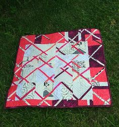 A Quilter's Table: Crosscut Showing Three