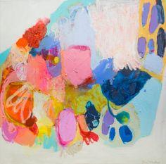"Saatchi Art Artist Claire Desjardins; Painting, ""Moving Forward"" #art"