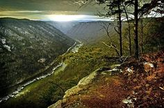 Autumn Vista Print By Lj Lambert http://fineartamerica.com/products/autumn-vista-lj-lambert-art-print.html