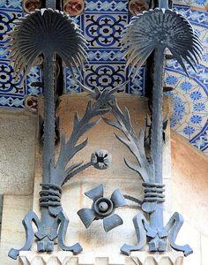 Casa Enric Batlló. Architect: Josep Vilaseca i Casanovas. Barcelona - Mallorca