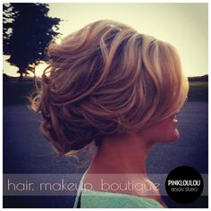 Wish my hair was long enough or thick enough for these hair styles! wedding hair????