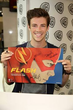 The Flash!!! Grant Gustin!!!! Barry Allen!!!!!