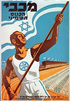 Maccabi Eighth Conference - 1946 |