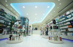 Pharmacy by Tsoumanis Pharmacy Design, Greece – Agrinio