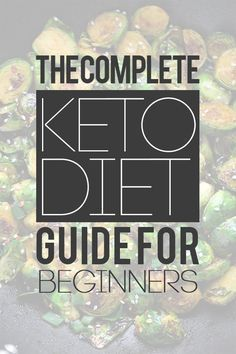 The Complete Keto Diet Guide For Beginners - your resource on all things low carb & ketogenic. How to get started, what to eat & how to succeed!