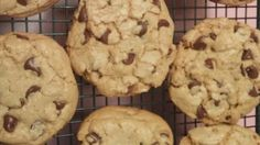 Best Big, Fat, Chewy Chocolate Chip Cookie   - didn't add enough chocolate chips so it was a bit doughy but very delicious - baked top rack, made 12, 2trays of 6 - put into fridge for an hour before baking - used less white sugar, no other modifications
