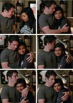 Danny and Mindy <3