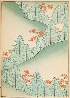 Print Blog / Colorful Turn of the Century Japanese Designs by COLOURlovers :: COLOURlovers