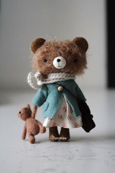 Image of Mini bear Greet