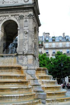 Check out the water under the arch, Paris France | Flickr - Photo Sharing!