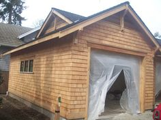 Best 8 Ft X 12 Ft Deluxe Cedar Bevel Siding Storage Shed Kit At The Home Depot Comes W Shelving 640 x 480