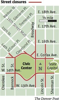 Starting Wednesday, Aug. 31, lanes and streets around Civic Center will begin…