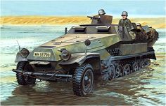 Military Art, Military History, Luftwaffe, Operation Barbarossa, German Soldiers Ww2, Ww2 History, Armored Fighting Vehicle, Armored Vehicles, Battleship
