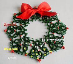 Tzunami Art: Voglia di Natale....Ghirlande, Agrifogli & Co.