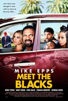 "Meet The Blacks | ""The Black family is getting out of Chicago in hopes of a better life. After Carl Black (Mike Epps) recently came into some unexpected fund$. Carl takes his family and leaves the hustling lifestyle behind for something better. Carl, his wife Lorena (Zulay Henao), son Carl Jr., daughter Allie Black (Bresha Webb) and cousin Cronut (Lil Duval) pack up and move to Beverly Hills. Turns out, Carl couldn't have picked a worse time to move. They arrive right around the time of the…"