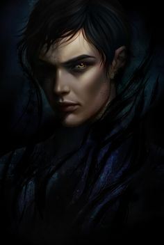 Azriel from A court of thorns and roses series by Morgana0anagrom