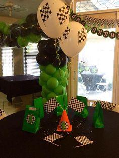 Motocross birthday theme