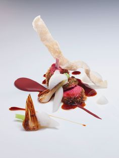 The Fat Duck by photographer DOMINIC DAVIES