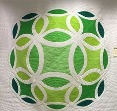 Quilting by Karen McTavish. Victoria Wolfe collaboration quilt.