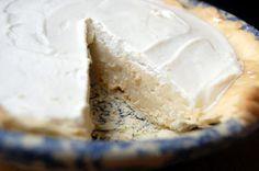 Cassie Craves: Maple Cream Pie