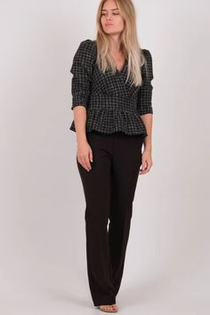 Marianne Boucle Blou deguy.no Suits, Style, Fashion, Blouse, Swag, Moda, Fashion Styles, Suit, Wedding Suits