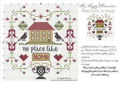 My Happy Memories: New free pattern