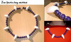 Make inuyashas necklace