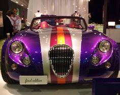 Bugatti.  Dream car