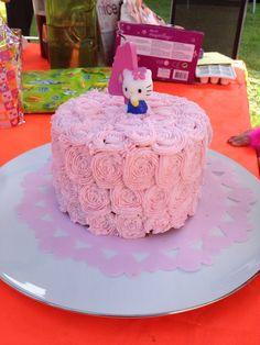 Birthday cake for 3 year old girl Isla bday Pinterest Birthday