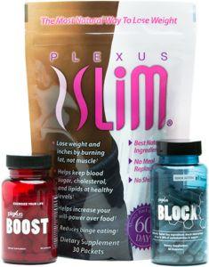 Plexus Slim, Boost & Block