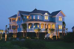 Isle of Palms Beachfront — Herlong Architects Beautiful Beach Houses, Beautiful Homes, Isle Of Palms, Residential Architect, Coastal Homes, Beach Homes, Southern Homes, Interesting Buildings, My Dream Home